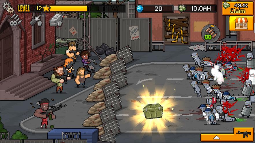军团打僵尸手游iOS版
