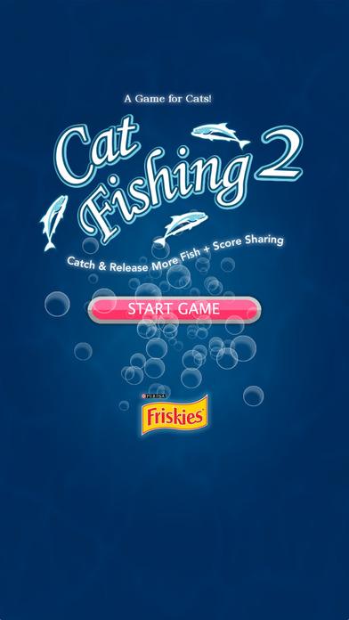 抖音猫抓鱼游戏