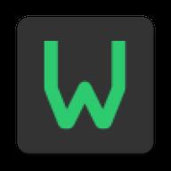 Wallhaven app