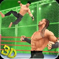 超级巨星摔跤格斗手机版