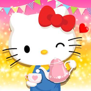 凯蒂猫梦幻咖啡厅