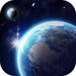 卫星地图定位导航app