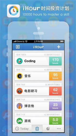 ihour app