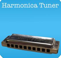 harmonica tuner口琴音准app苹果版