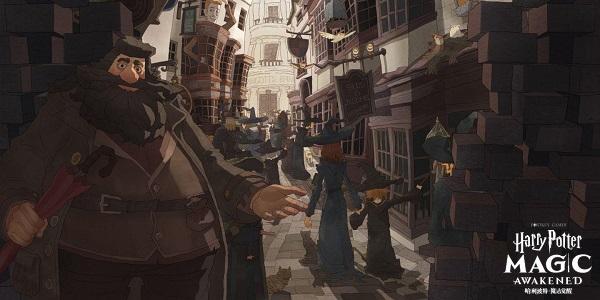 哈利波特魔法觉醒拼图寻宝攻略