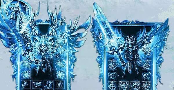 全是冰雪传奇的游戏-都是冰雪版本的传奇游戏推荐